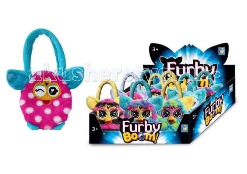 Сумки для детей Furby Сумочка Хенгтег 12 см furby сумочка 12 см павлин 1toy