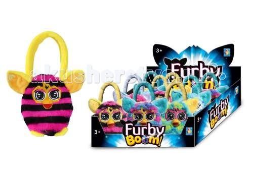 Сумки для детей Furby Сумочка Хенгтег 12 см игра 1toy сумочка furby волна т57556