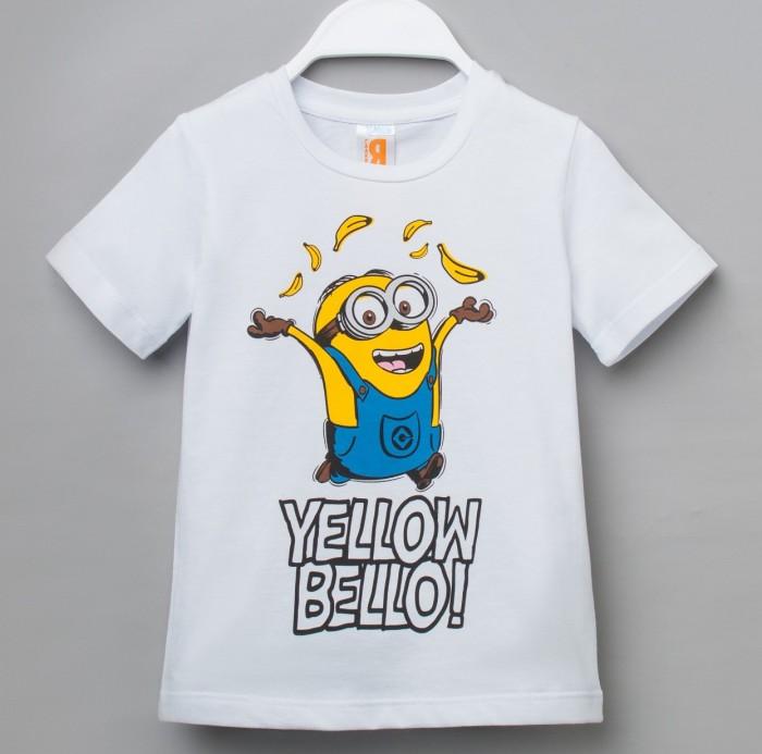 Гадкий Я Футболка Миньон Yellow.