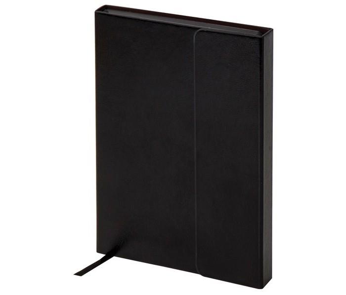 Канцелярия Galant Ежедневник Black недатированный А5 160 листов