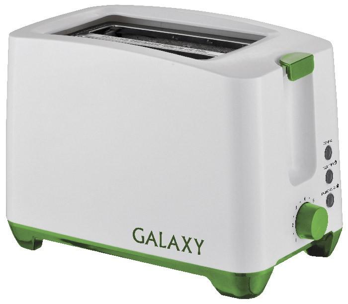 Бытовая техника Galaxy Тостер GL 2907 недорого