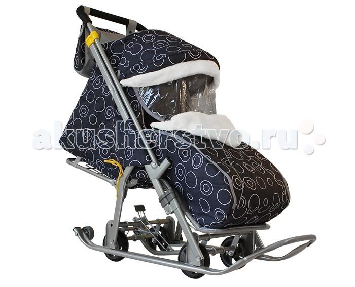 Санки-коляска Galaxy Baby Детям-1