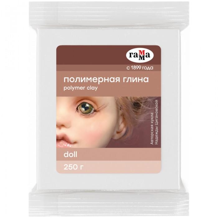 Масса для лепки Гамма Полимерная глина Doll Хобби 250 г