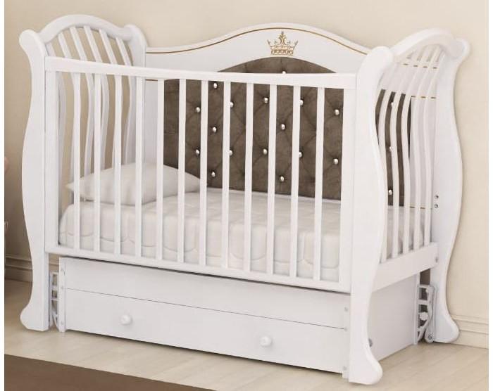 Детские кроватки Гандылян Габриэлла Люкс Плюс маятник универсальный обычная кроватка гандылян мишель к2006 2 с маятником натуральная