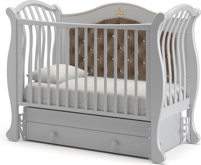 Картинка для Детская кроватка Гандылян Габриэлла Люкс Плюс маятник универсальный