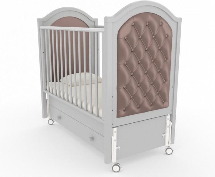 Детские кроватки Гандылян Софи Люкс (продольный маятник)