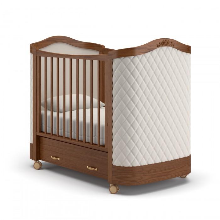Детская мебель , Детские кроватки Гандылян Тиффани Ромб арт: 487246 -  Детские кроватки