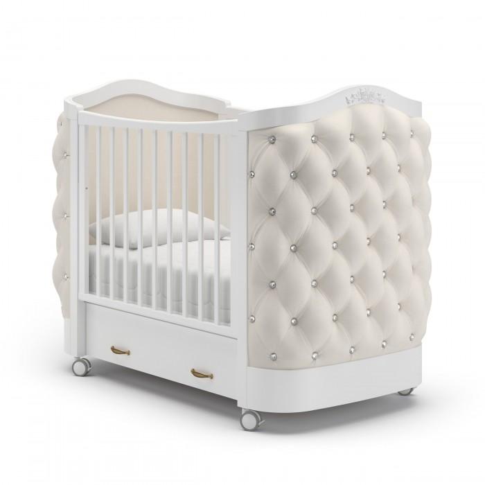 Детская мебель , Детские кроватки Гандылян Тиффани Стразы арт: 486166 -  Детские кроватки