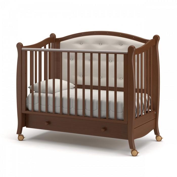 Картинка для Детская кроватка Гандылян Жанетт (колесо)