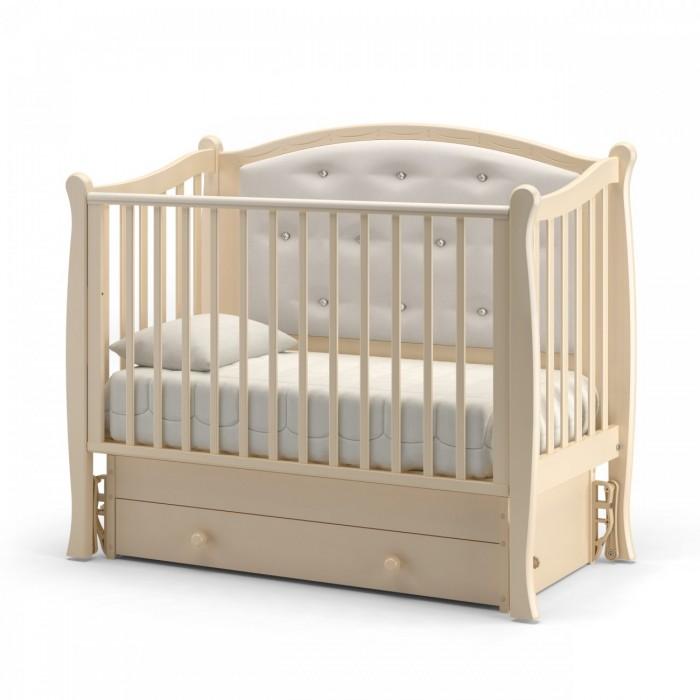 Детская кроватка Гандылян Жанетт (универсальный маятник)