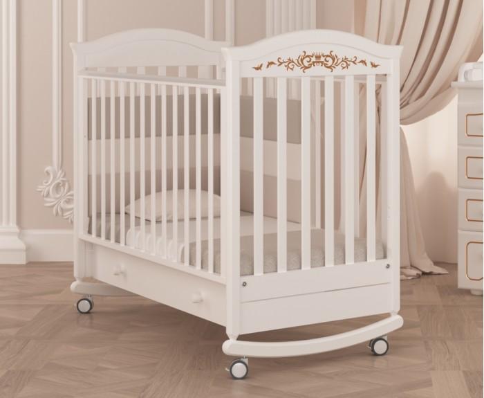 Детские кроватки Гандылян Даниэль люкс (качалка)