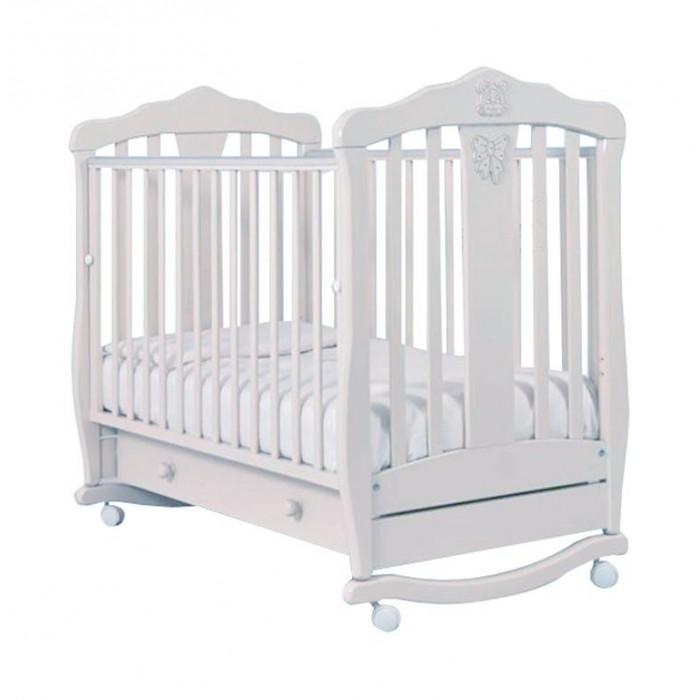 Детские кроватки Гандылян Доминик качалка обычная кроватка гандылян мишель к2006 2 с маятником натуральная