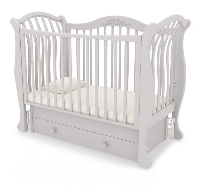 Детские кроватки Гандылян Габриэлла люкс универсальный маятник детские кроватки гандылян габриэлла люкс качалка