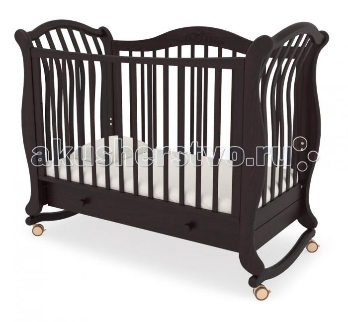 Детские кроватки Гандылян Габриэлла люкс качалка детские кроватки гандылян габриэлла люкс качалка