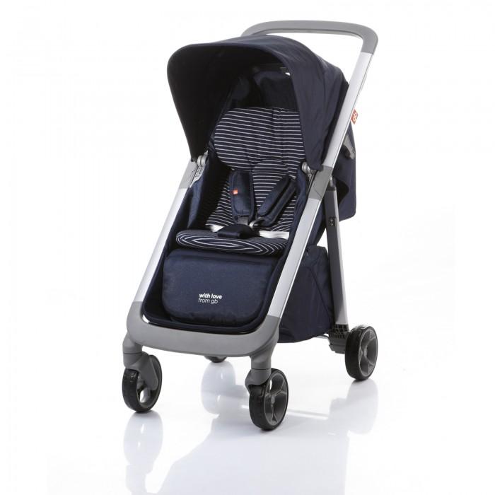 Прогулочная коляска GB Motif C1020Motif C1020Прогулочная коляска GB Motif C1020 - это удобная и легкая прогулочная коляска для детей от 6 месяцев. Коляска оснащена передними поворотными колесами с возможностью фиксации. Это обеспечивает ей хорошую маневренность. Сиденье коляски можно отрегулировать в двух положениях - по ходу движения и против хода движения.  Ребенок удерживается в коляске с помощью пятиточечных ремней безопасности с мягкими накладками. Капюшон коляски складной со смотровым окошком, он надёжно защитит малыша от дождя и солнца во время прогулок. Во вместительную корзину можно положить необходимые вещи или сложить покупки.  Особенности: Тип складывания: книжка Устойчивая в сложенном виде Легкая алюминиевая рама Жесткая спинка с мягкой набивкой Передние колеса поворотные, с возможностью фиксации Колеса съемные, диаметром 15см Общий тормоз на задних колесах Подножка регулируетсz Плавное регулирование положений спинки 5-точечные ремни безопасности с мягкими плечевыми накладками Капюшон складной, непромокаемый, со смотровым окошком.  Размер коляски в разложенном виде (ДхШхВ): 78х49,5х99 см<br>