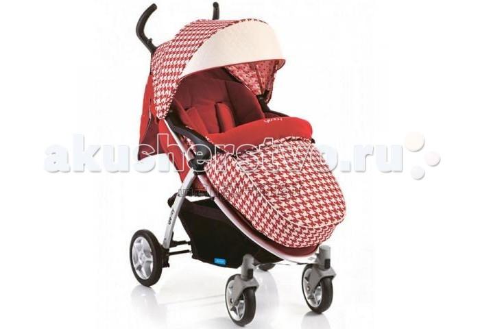 Прогулочная коляска Geoby C409MC409MПрогулочная коляска Geoby C409M — это новая, стильная коляска для прогулок с малышом. Дизайн коляски выполнен в европейском стиле и отличается от коляски Geoby C409 количеством колес.  Характеристика: Алюминиевая рама Поворотные передние колеса с фиксаторами Плавная регулировка наклона спинки Колеса из псевдорезины Смотровое и вентиляционное окно Ремни безопасности Съемный ограничительный поручень Устойчивость в сложенном виде Багажная корзина  В комплекте: чехол на ноги, матрасик, москитная сетка, дождевик.  Размер в разложенном виде: 100 х 51 х 100 см. Диаметр колес:  Передние - 19,5 см. Задние - 22 см.  Вес коляски: 12,8 кг.<br>