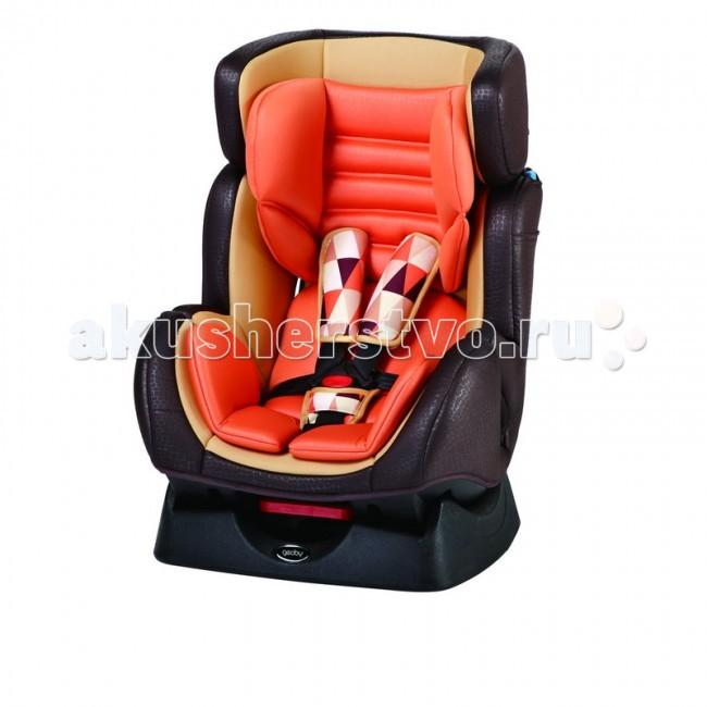 Автокресло Geoby CS888ECS888EАвтокресло Geoby CS888E отлично подойдет для малышей с рождения до 25 кг.  Размеры данной модели автокресла позволяют установить его в автомобили любых габаритов. Можно установить автокресло в двух положениях: против движения автомобиля для самых маленьких или же по направлению движения для малышей весом более 10 кг. Предусмотрена дополнительная защита для головы. Спинка автокресла регулируется. Съемные чехлы легко стирать  Европейский сертификат качества ECE 44/04.  Особенности: Съемный вкладыш для новорожденных; Можно установить как по направлению, так и против движения автомобиля; Возможность отрегулировать подлокотник; Наклон спинки можно регулировать (3 положения); Съемный чехол легко стирать; Удобное мягкое сидение; Пятиточечный ремень безопасности; Плечевые ремни с мягкими накладками регулируются; Защита для головы.<br>
