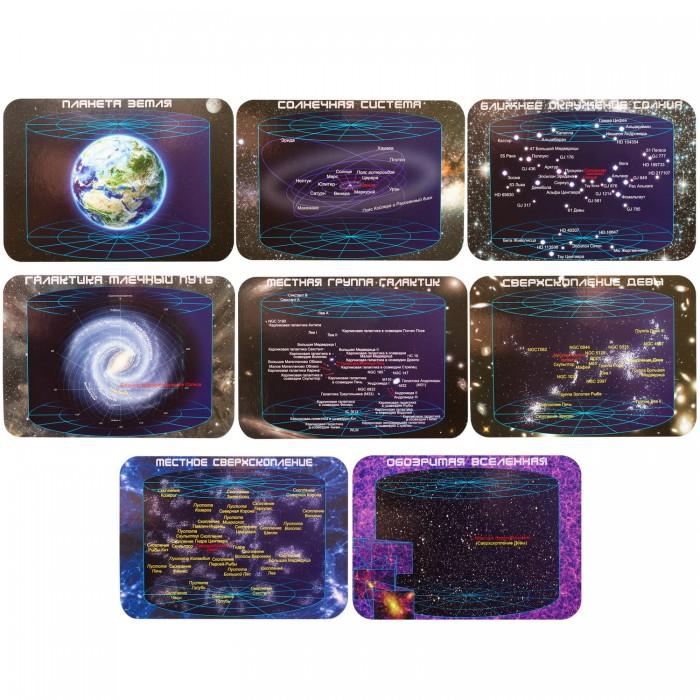 Раннее развитие Геомагнит Магнитный пазл/игровой набор Масштабы вселенной геомагнит магнитный пазл мир 328 элементов