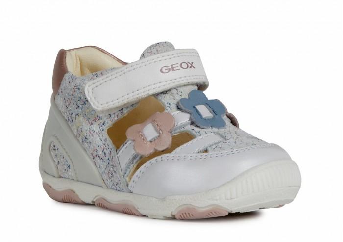 Geox Сандалии для девочек Первые шаги B020QB00744C1000