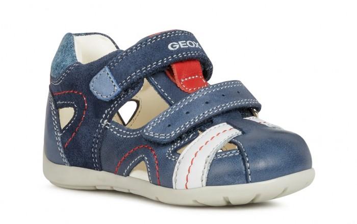 Geox Сандалии для мальчиков Первые шаги B0250A0CL22C4002