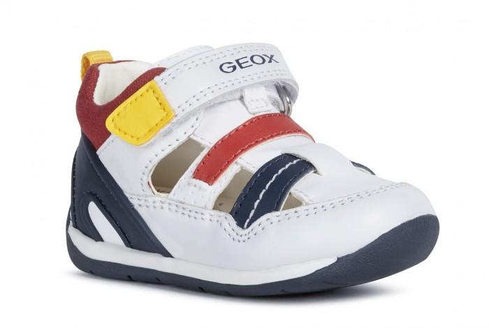 Geox Сандалии для мальчиков Первые шаги B020BA08554C0899