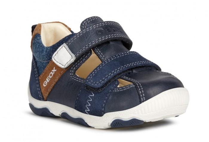Geox Сандалии для мальчиков Первые шаги B020PA0CLPAC4002