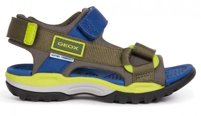 Босоножки и сандалии Geox Туфли летние открытые J Borealis Boy
