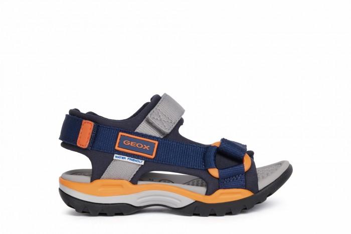 Босоножки и сандалии Geox Туфли летние открытые J Borealis Boy туфли norma j baker туфли
