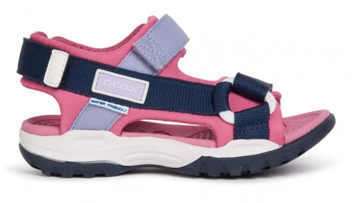 Босоножки и сандалии Geox Туфли летние открытые J Borealis Girl туфли norma j baker туфли