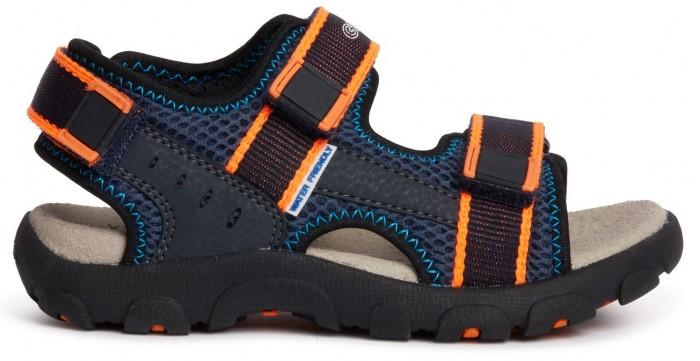 Босоножки и сандалии Geox Туфли летние открытые Jr Sandal Strada фото