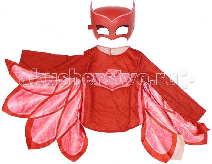 Ролевые игры Герои в масках (PJ Masks) Игровой набор Алетт (маска и кофта)