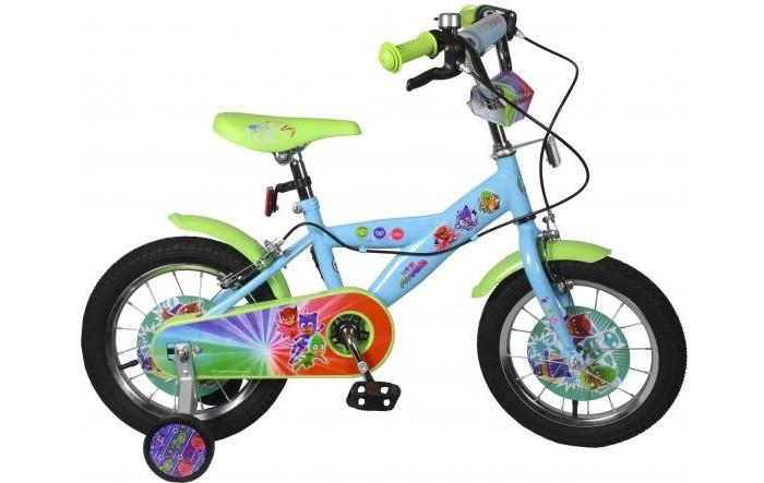 Детский транспорт , Двухколесные велосипеды Герои в масках (PJ Masks) ВН14171 арт: 545561 -  Двухколесные велосипеды