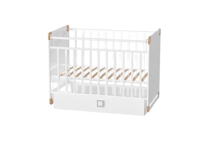детские кроватки агат золушка 6 маятник продольный с ящиком Детские кроватки Malika Gretta (поперечный маятник) с ящиком