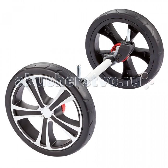 Gesslein Колеса передние F-серияКолеса передние F-серияПодходят для прогулок по бездорожью. Скользят тихо и легко. Гарантируют плавное перемещение и сокращение усилий, необходимых для движения коляски.   Особенности: предназначены для колясок Gesslein F-серии подходят для прогулок по бездорожью (снегу, песку, лесным дорожкам, пересеченной местности) колеса большие, неповоротные крепятся очень просто, без дополнительные инструментов плавное перемещение и сокращение усилий, необходимых для движения коляски при необходимости легко чистятся и моются диаметр колеса - 25,5 см/10 дюймов<br>