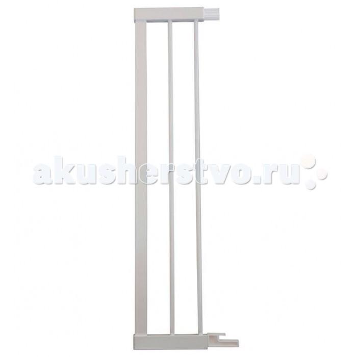 Барьеры и ворота Geuther Дополнительная секция для ворот Vario Safe 16 см geuther 95x77 см 2764 дополнительная секция для защитных барьеров white