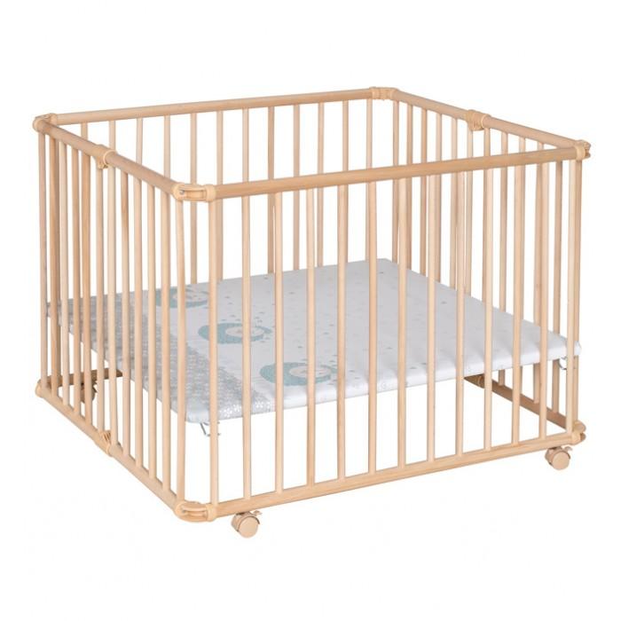 Манежи Geuther Lucilee Plus hartan кроватка манеж lucilee натуральная дно белое с кружочками