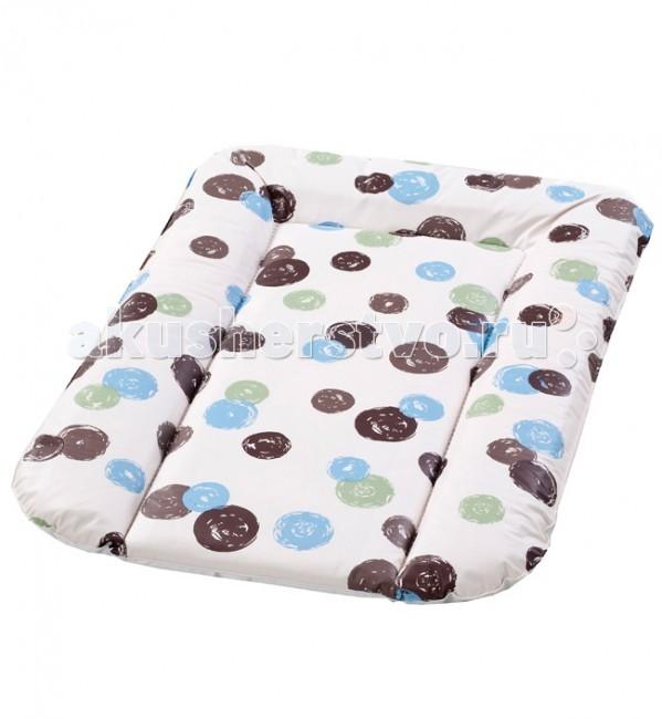 Накладки для пеленания Geuther Накладка для пеленания 5832 75x52 geuther детская кроватка geuther aladin