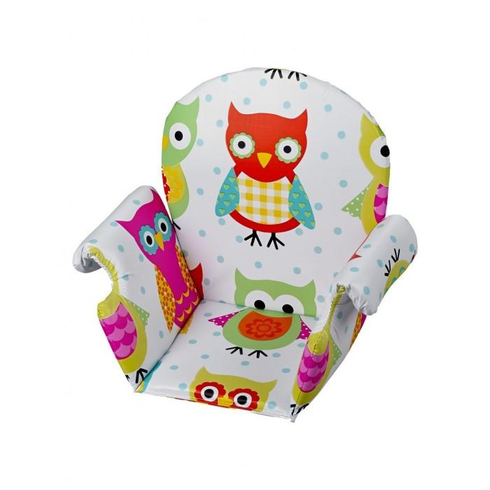 Детская мебель , Вкладыши и чехлы для стульчика Geuther Мягкая вставка для стульев 4732 арт: 32352 -  Вкладыши и чехлы для стульчика