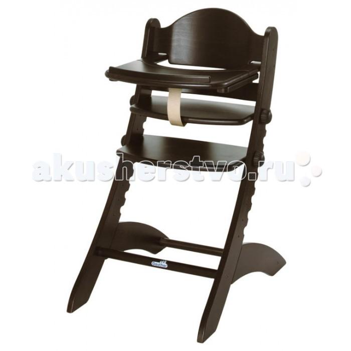 Стульчик для кормления Geuther SwingSwingСтульчик для кормления Geuther Swing   Благодаря отдельно предлагаемой панели для еды и игры стульчик Swing полностью независим от стола, его можно поставить в любом месте комнаты. Cвоим дизайном стульчик оживит любой интерьер.   Особенности: детский стульчик Swing предназначен не только для кормления ребенка, но и для времяпрепровождения и игр  может использоваться взрослыми, когда ребенок вырастет  стульчик обладает отличной устойчивостью и эргономически подходит для спинки ребенка, формируя правильную осанку  изготовлен из экологически чистого материала массива бука  покрашен краской на водной основе, что делает его безопасным для ребенка  стульчик легко моется и может дополнительно комплектоваться удобной мягкой вставкой для малышей<br>