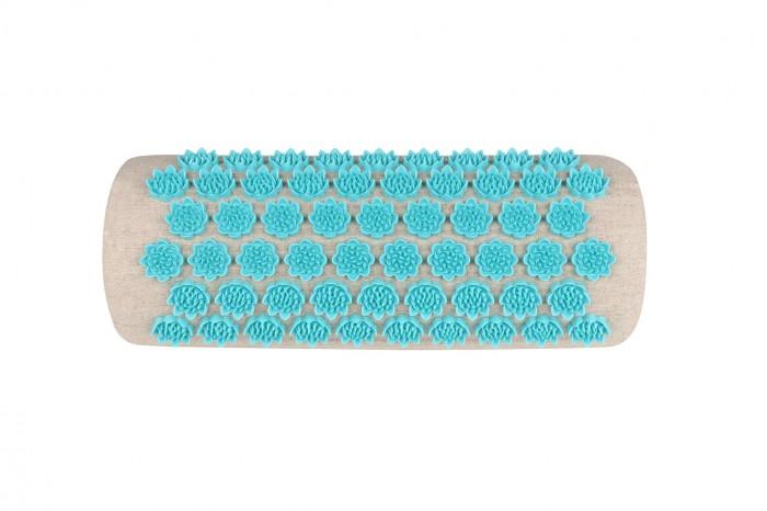 Картинка для Красота и уход Gezatone Массажная подушка акупунктурная полукруглая EcoLife 40х15 см