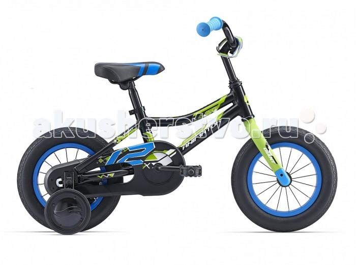 Детский транспорт , Двухколесные велосипеды Giant Animator C/B 12 арт: 544671 -  Двухколесные велосипеды