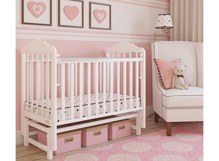 Детская мебель , Детские кроватки Giovanni Classico продольный маятник арт: 517626 -  Детские кроватки