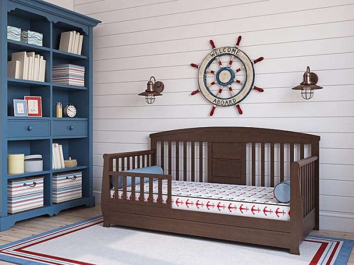 Детские кроватки Giovanni Forte 150x70 см
