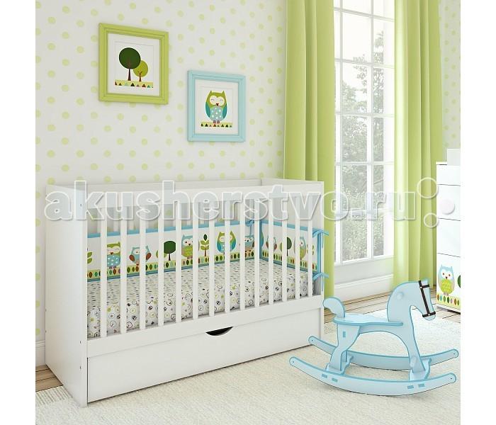 Детская мебель , Детские кроватки Giovanni Shapito 120x60 см арт: 390969 -  Детские кроватки
