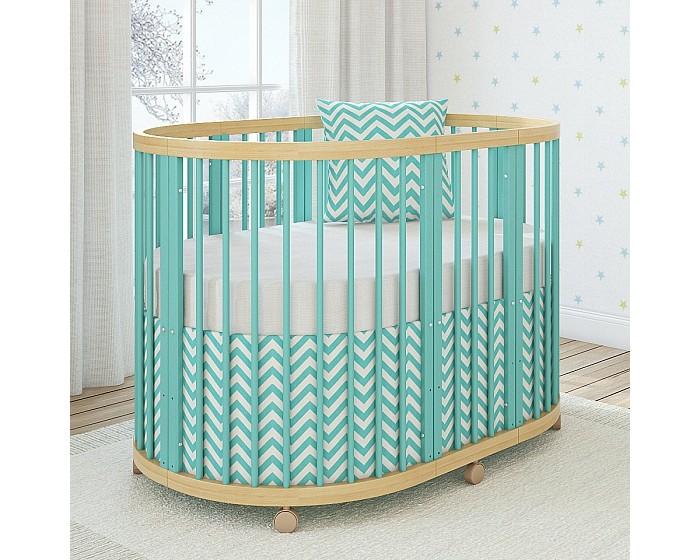 Детская мебель , Кроватки-трансформеры Giovanni Shapito TreeO 6 в 1 арт: 303516 -  Кроватки-трансформеры