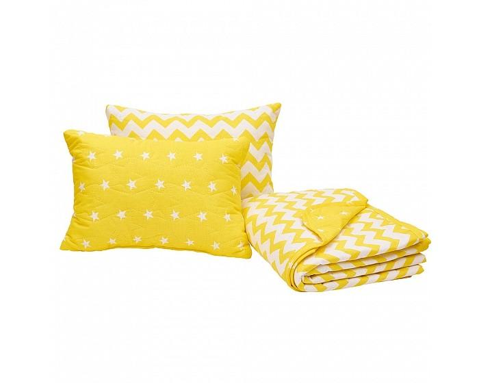 Пледы Giovanni Покрывало Z-Kids с подушками (3 предмета) 170x110 см