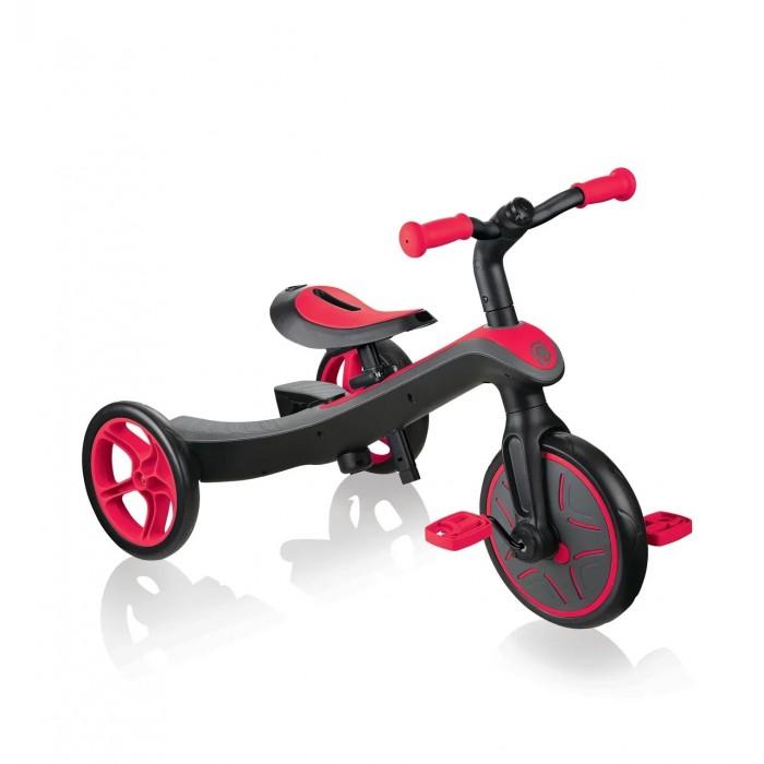 Трехколесные велосипеды, Велосипед трехколесный Globber беговел Trike Explorer 2 в 1  - купить со скидкой