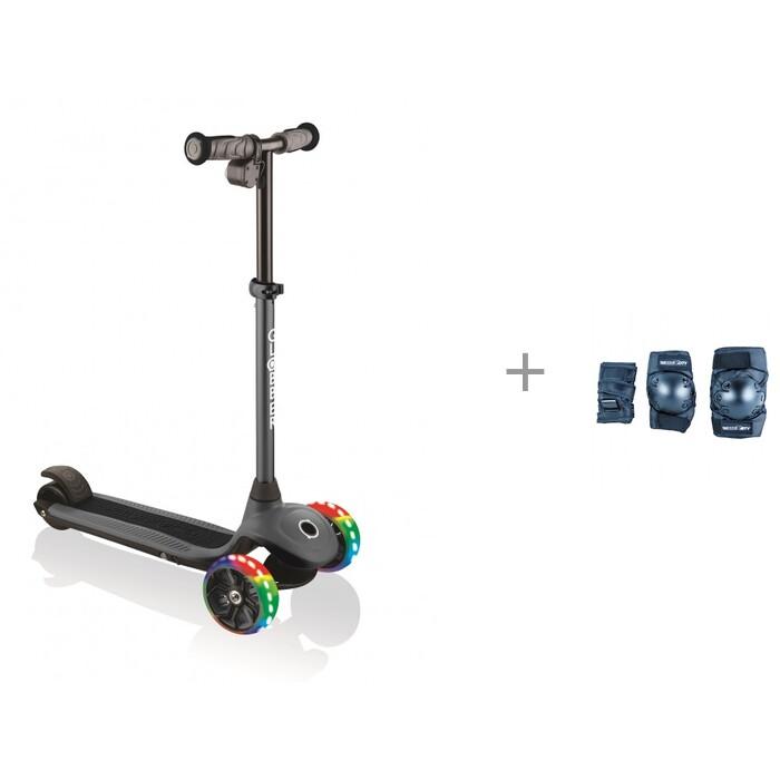 Купить Электросамокаты, Электросамокат Globber One K E-Motion 4 с электронным сигналом Mini Buzzer Globber