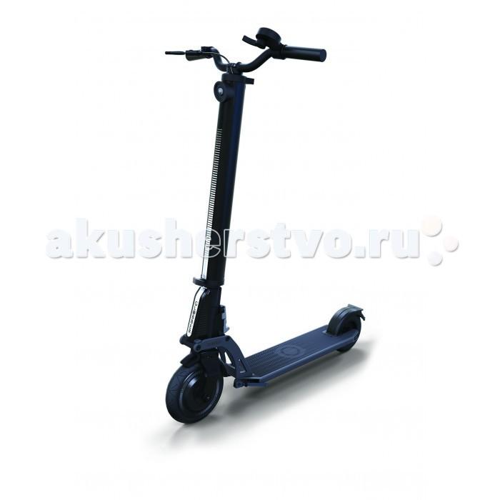 Двухколесный самокат Globber One K E-motionOne K E-motionЭлектросамокат Globber One K E-motion со складным автоматическим механизмом стремительно промчит вас по городским джунглям с вариацией 2-х скоростных режимов 0-6 км/ч и 6-25 км/ч.   Широкая платформа позволяет ехать устойчиво стоя на ней двумя ногами. Резиновые не прокалываемые колёса с правильной жесткостью для комфортной езды по неровным ухабистым дорогам. Портативная модель легко складывается с помощью современного механизма с поршнем доводчиком, приводимым в движение нажатием ногой на кнопку в нижней части руля, не наклоняясь. Оснащён подножкой для стоянки и фарой для освещения и безопасности.  Особенности: Мощность: 250 W Максимальная нагрузка до 100 кг Рекомендуемый возраст от 14 лет Дистанция: 20 км Передний тормоз: Ручной Размер колес: 180 мм Вес: 10.9 кг Максимальная скорость: 25 км/ч Упаковка (ДхШхВ): 100 х 18 х 55 см Время зарядки: 150 мин/220 V Материал колес: Резина Аккумулятор: Lithium 36 V 5,8 Ah Задний тормоз: Ручной Комплектация: Зарядное устройство, подножка, инструкция. Рекомендуемый рост: 145-190 см Материал доски: Алюминий Высота руля: 103 см Длина доски: 580 мм Ширина доски: 140 мм<br>
