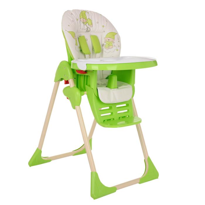 стул для кормления globex космик new белый Стульчики для кормления Globex Космик Люкс